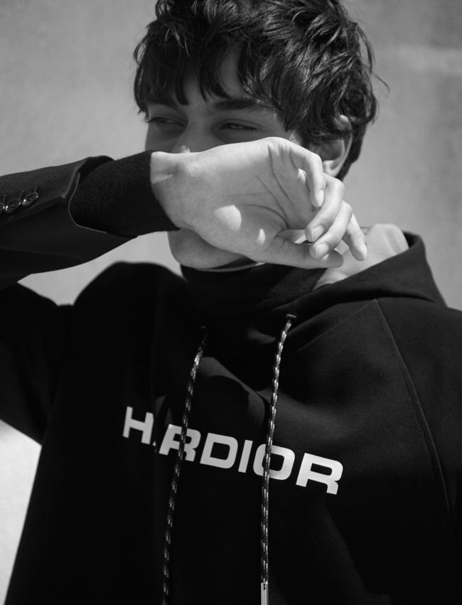 Nicholas Georgiou - Mojeh x Dior Homme