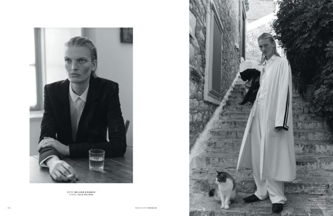 Christos Vourlis - Vogue UA
