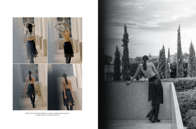 Marilena Karagianni - Vogue Greece