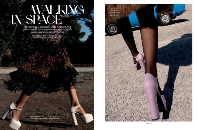 Haris Farsarakis - Vogue Greece