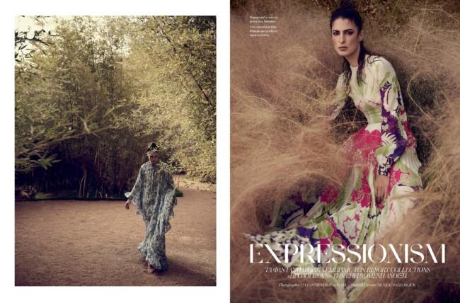 Thanassis Krikis - Vogue Greece