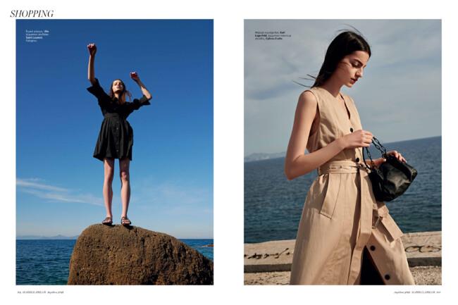 Panos Davios - Marie Claire Greece